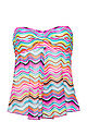 Top tankini RAINBOW 1