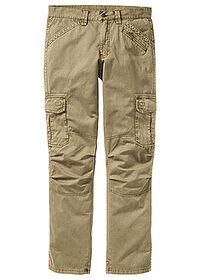 Pantaloni Cargo Loose Fit kaki RAINBOW 0