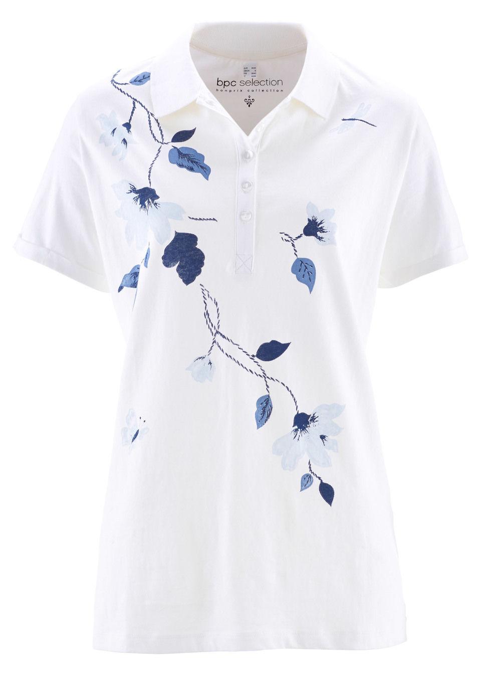 Bluză polo bonprix