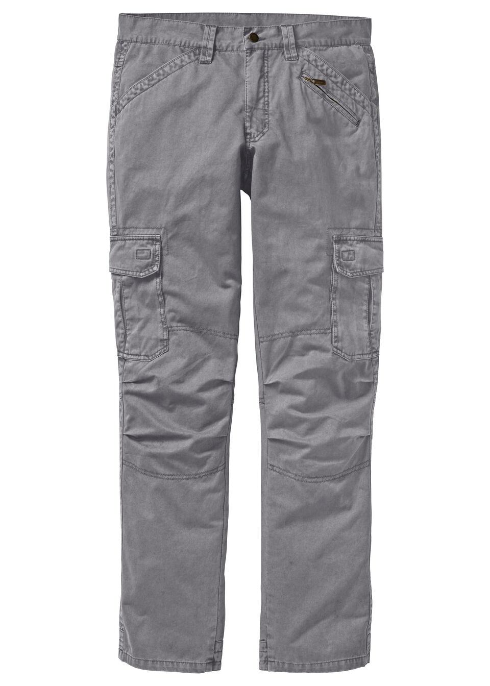 Pantaloni Cargo Loose Fit bonprix