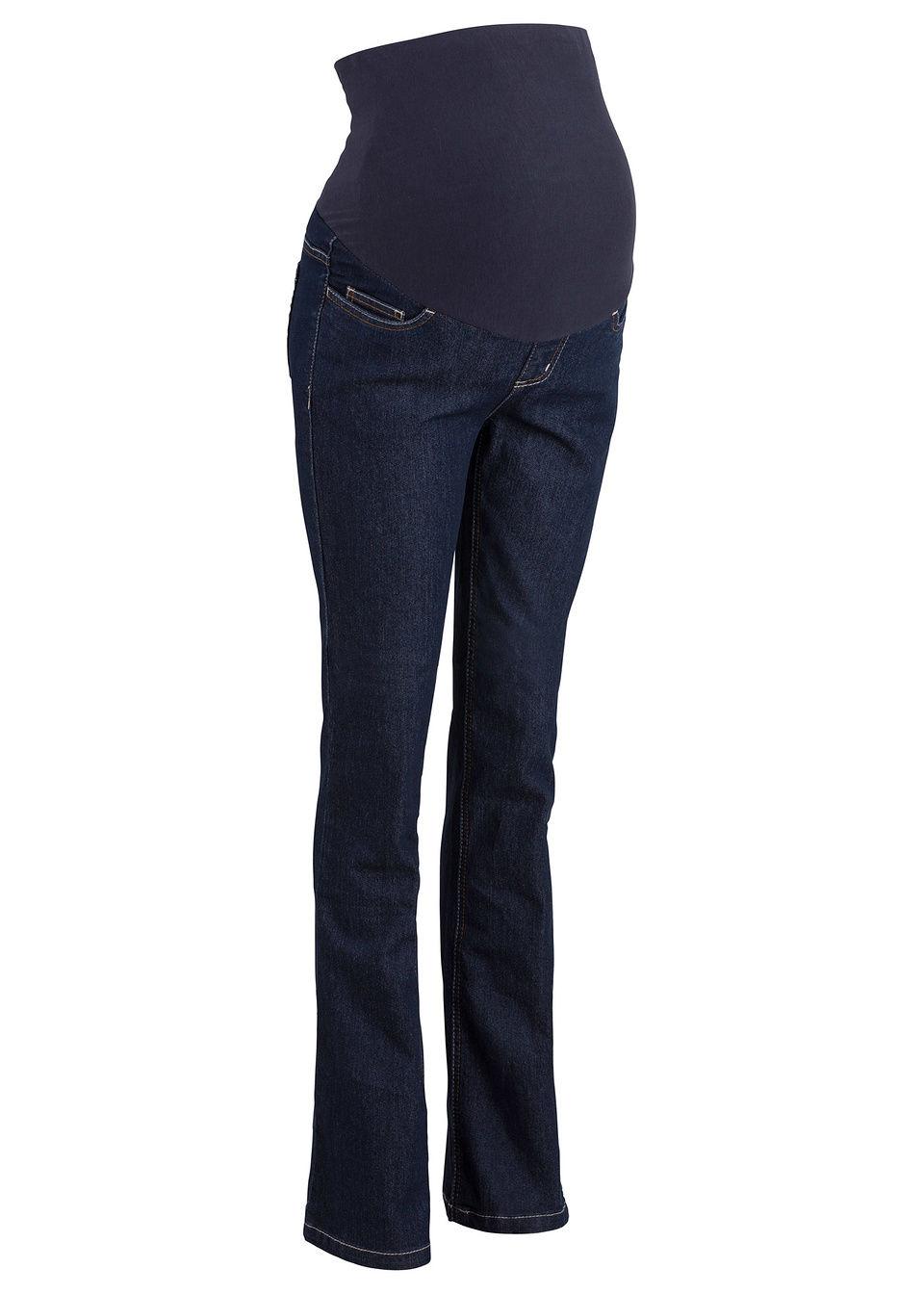 Jeans gravide, material super-stretch, croi bootcut bonprix