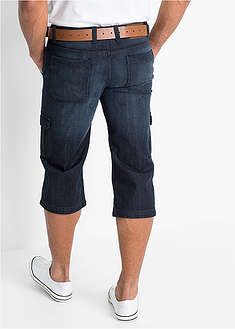 Dżinsy 3/4 Regular Fit Straight John Baner JEANSWEAR 30