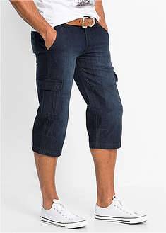 Regular Fit 3/4-es farmernadrág Straight John Baner JEANSWEAR 38