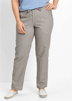 Pantaloni cu in bpc bonprix collection 14