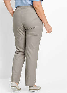 Pantaloni din in bpc bonprix collection 43