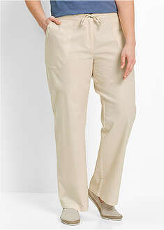 Pantaloni largi cu in bpc bonprix collection 47