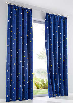 Draperie cu steluţe (1buc/pac)-bpc living bonprix collection