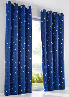 Draperie cu steluţe (1buc/pac) bpc living bonprix collection 11