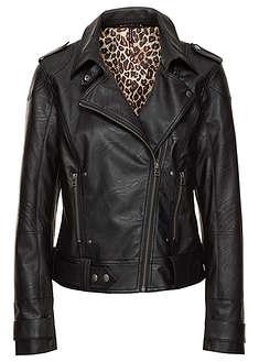 dcc5746292 Steppelt kabát kontraszt cipzárokkal fekete • 11999.0 Ft • bonprix