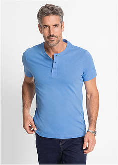 Tricou Henley (3buc/pac) bpc bonprix collection 42