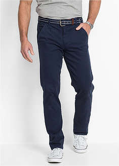 Pantaloni stretch chino Slim Fit bpc bonprix collection 57