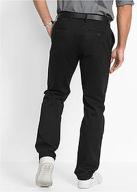Pantaloni chino Regular Fit negru bpc bonprix collection 2