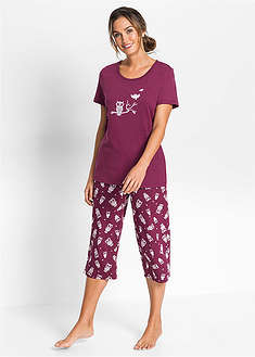 Pijama capri bpc bonprix collection 17