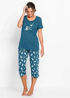 Capri pizsama rövid ujjakkal-bpc bonprix collection fee864114e