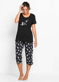 Pijama capri bpc bonprix collection 42