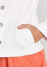 Nélkülözhetetlen alá nyári ruhatár fehér nadrág. Abból
