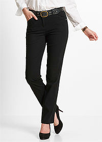 Pantaloni stretch, confortabili negru bpc selection 1