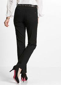 Pantaloni stretch, confortabili negru bpc selection 2