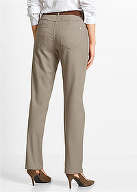 Pantaloni stretch, confortabili gri-bej bpc selection 2