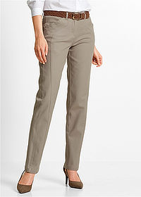 Pantaloni stretch, confortabili gri-bej bpc selection 1