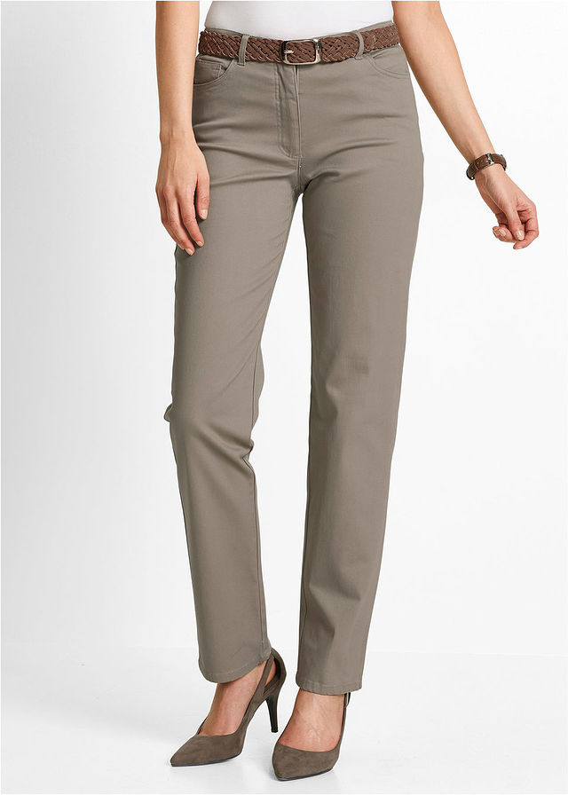 cdb66fa5 Spodnie ze stretchem