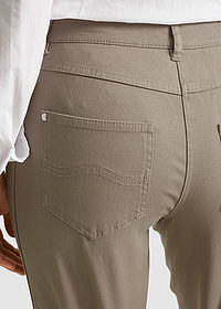 Pantaloni stretch, confortabili gri-bej bpc selection 3