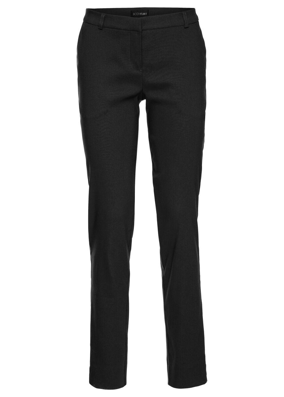 Pantaloni business cu stretch bonprix