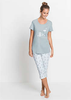 Pijama capri-bpc bonprix collection