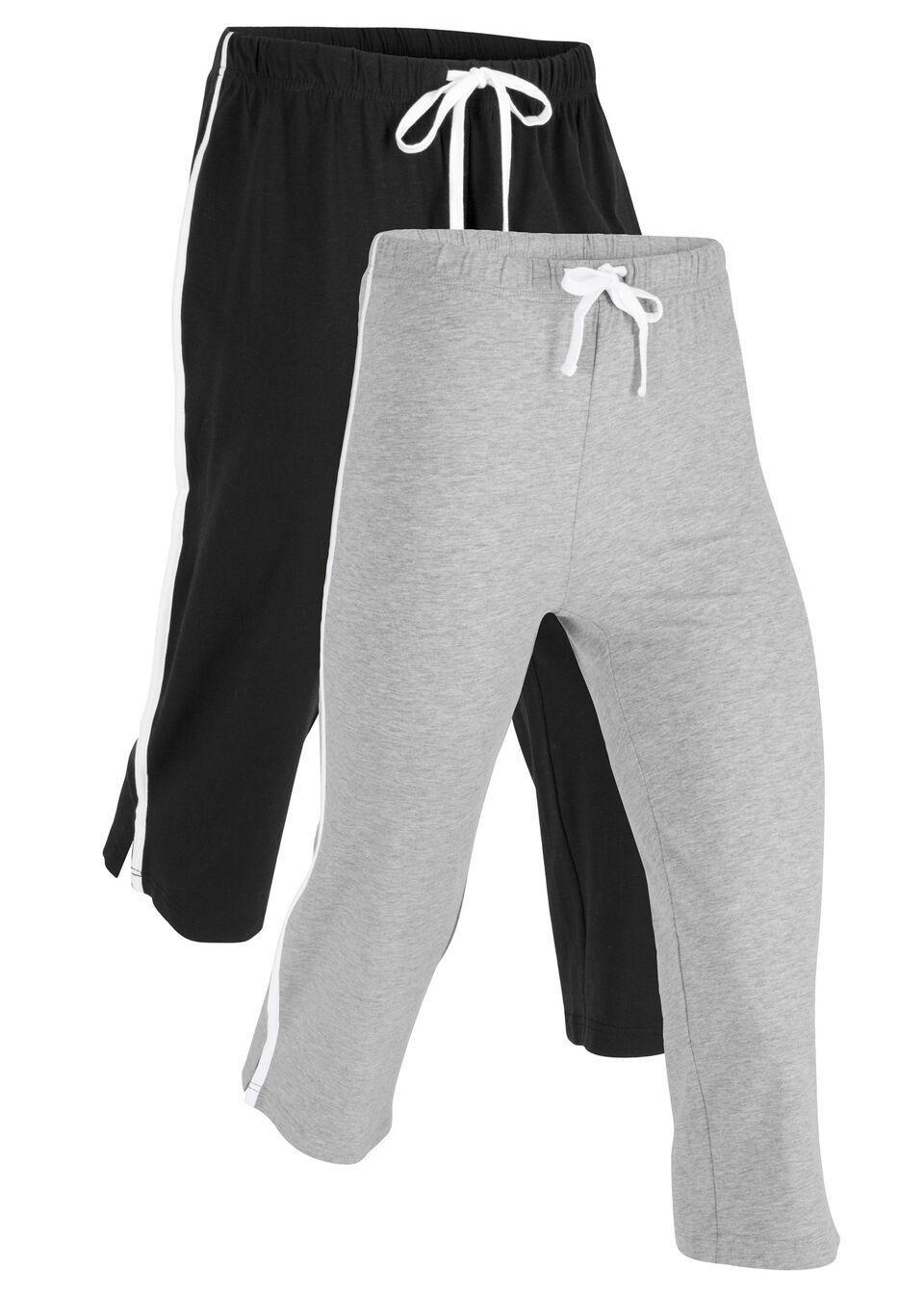 Спортивные брюки-капри (2 шт.)
