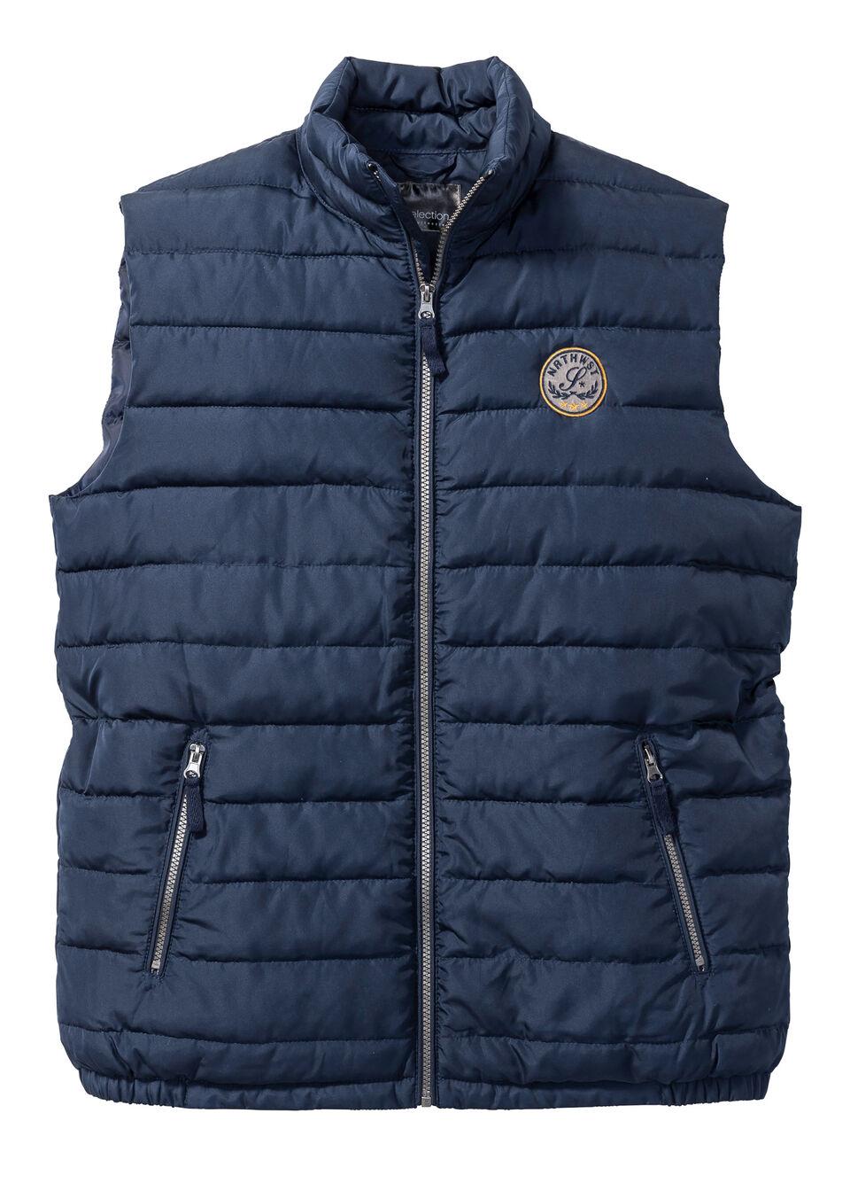 Prešívaná vesta bonprix
