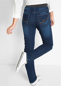 Blugi stretch denim închis bpc bonprix collection 2