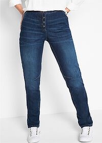 Blugi stretch denim închis bpc bonprix collection 1