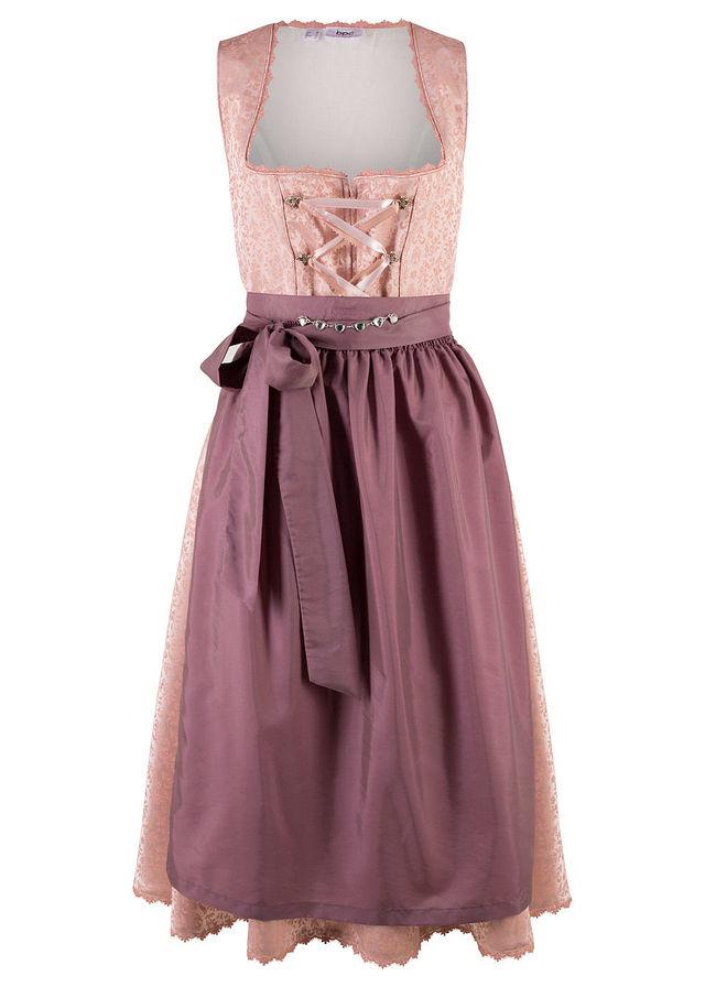 d70571f1c1 Sukienka ludowa z fartuchem