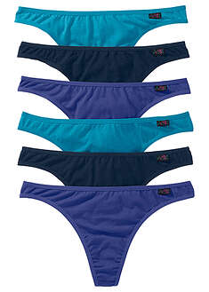 Tanga (6 db-os csomag) bpc bonprix collection 14