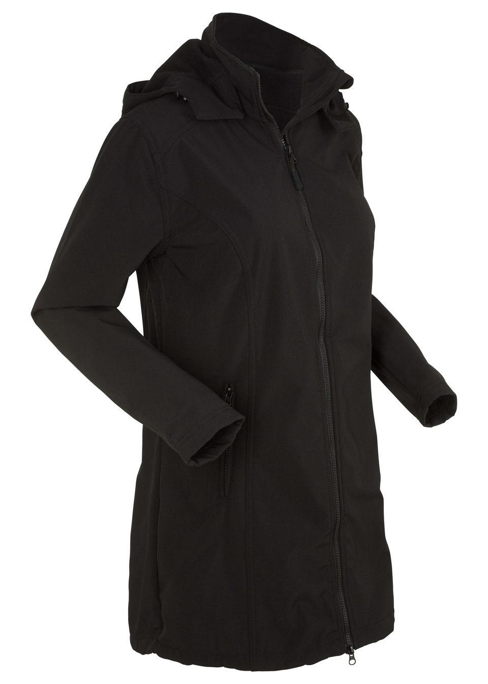 Куртка-парка «софтшелл»