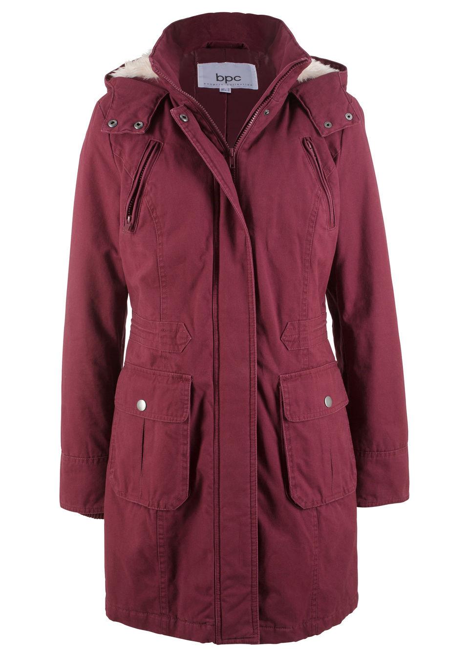 Куртка на ватной подкладке от bonprix