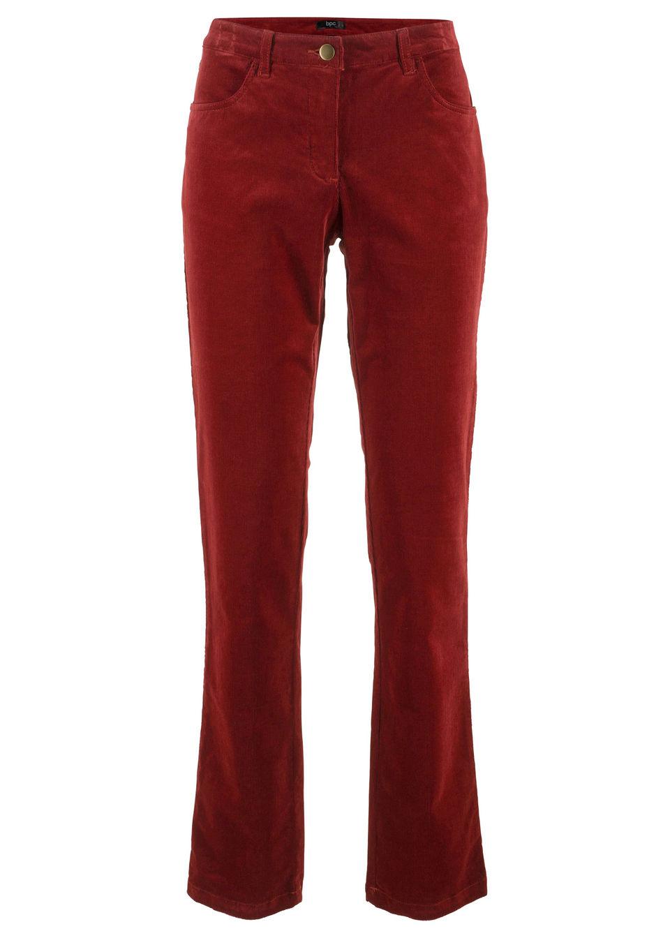 Вельветовые брюки-стретч от bonprix
