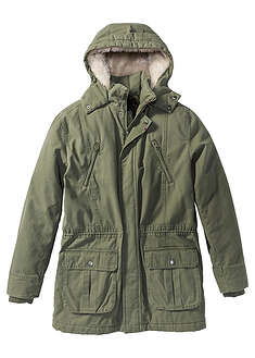 Куртка-парка на ватной подкладке bpc bonprix collection 1 549 грн . 5c1c358c43fa9