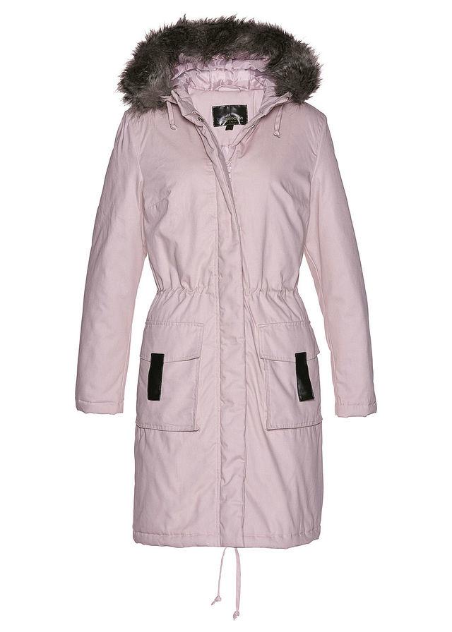 6ee05f1f58 Parka kabát matt rózsaszín Lezser és bő • 15999.0 Ft • bonprix