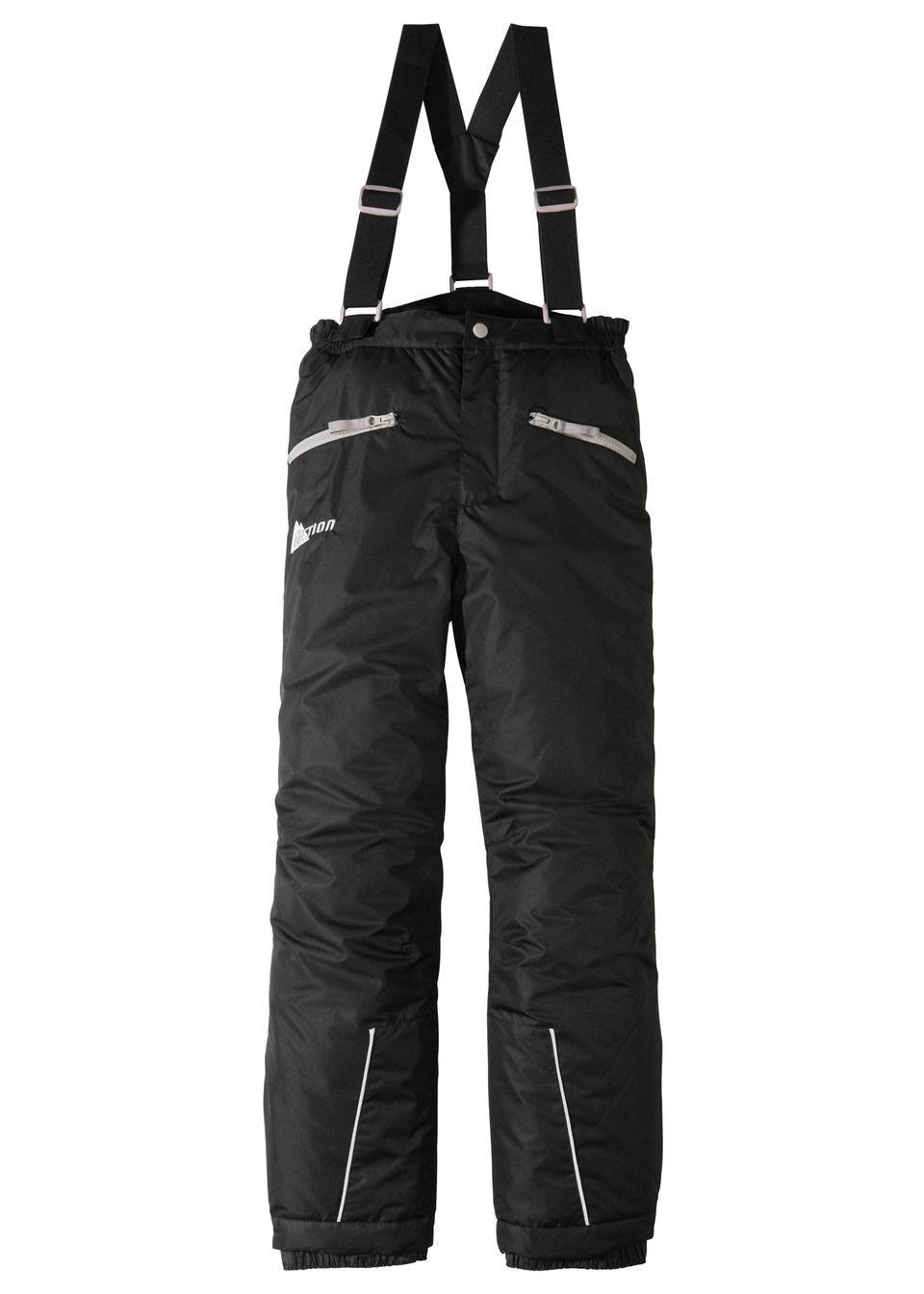Лыжные брюки из непромокаемого и воздухопроницаемого материала