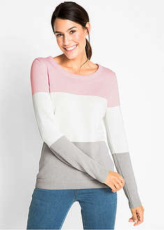dfa239381c5e73 Damskie swetry • w paski • 46 szt • bonprix sklep