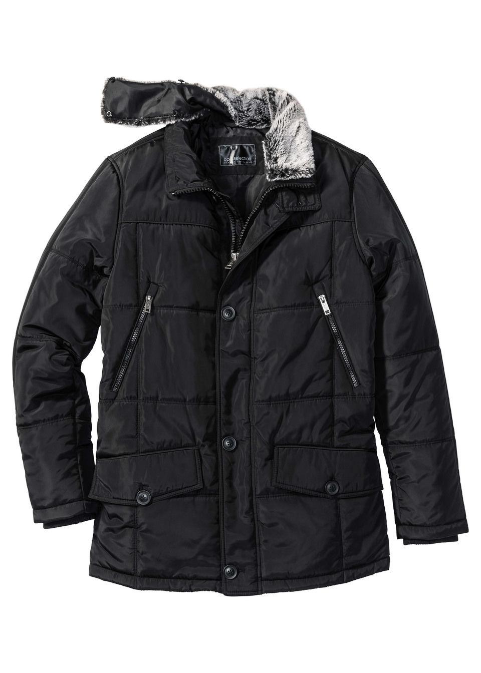 Куртка зимняя удлинённая от bonprix
