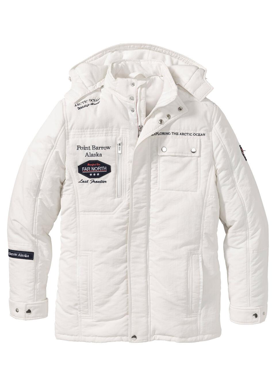 Купить Куртки и плащи, Зимняя куртка, bonprix, цвет белой шерсти