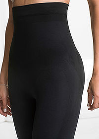 Colanţi modelatori seamless, nivel 3 negru bpc bonprix collection - Nice Size 3
