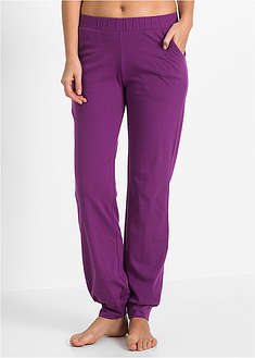 Pantaloni pijama (2buc/pac) bpc bonprix collection 4