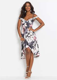 Sukienka w kwiaty-BODYFLIRT boutique
