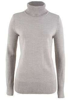 Sweter z golfem-bpc bonprix collection