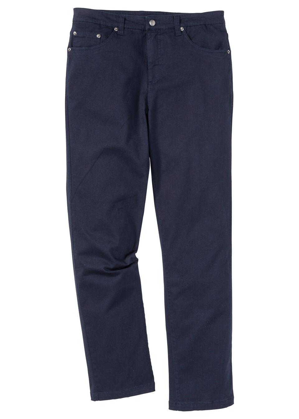aee52b1f41e4 Strečové nohavice Classic Fit Straight tmavomodrá • 21.99 € • bonprix