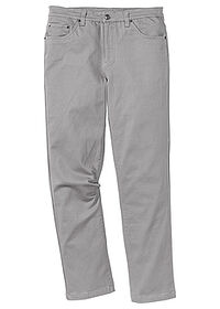 Pantaloni Classic Fit cu stretch, drepţi gri bpc bonprix collection 0