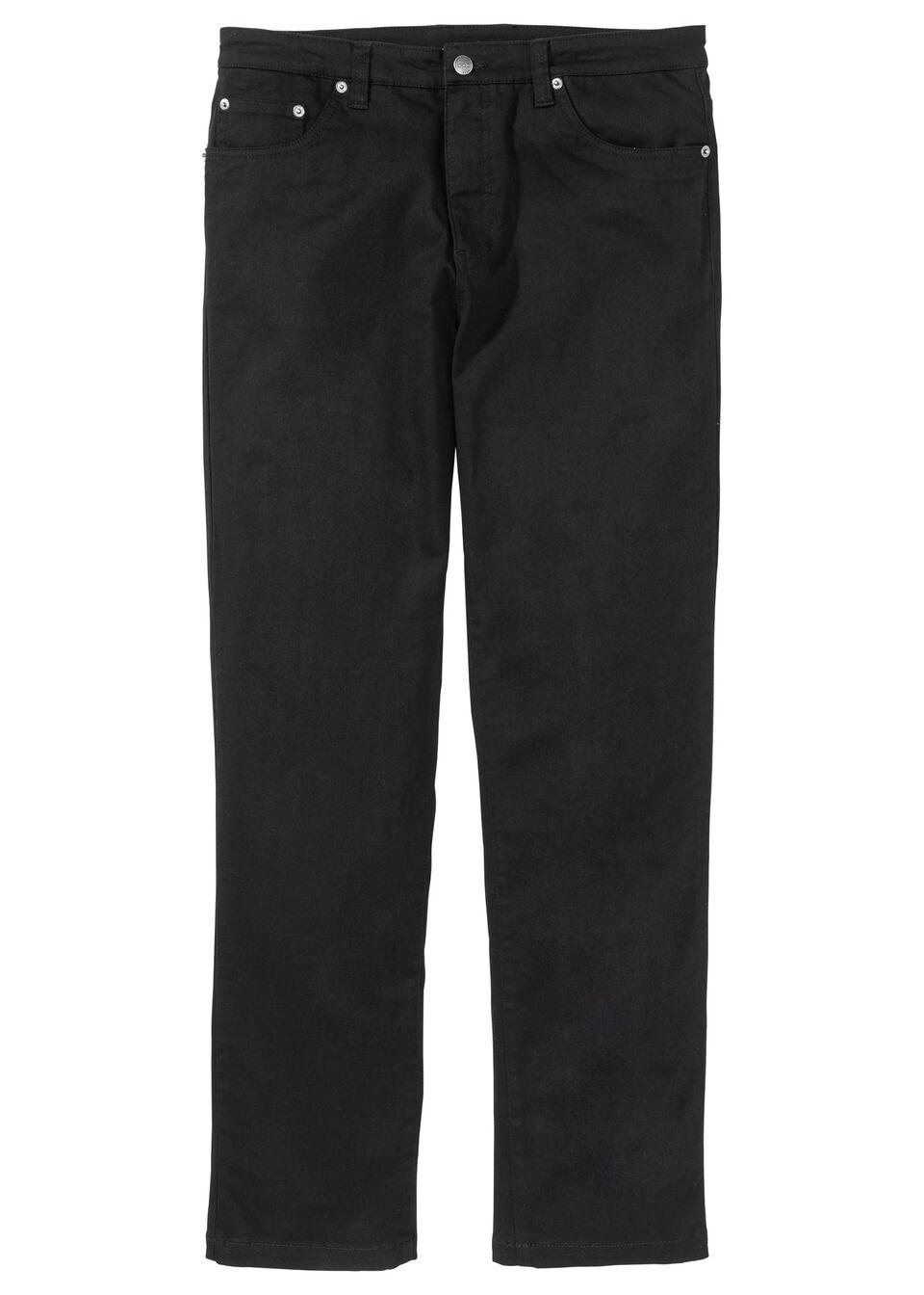Pantaloni Classic Fit cu stretch, drepţi bonprix